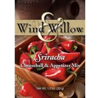 Wind & Willow Sriracha Cheeseball & Appetizer Mix