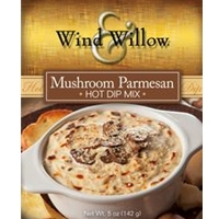 Wind & Willow Mushroom Parmesan Hot Dip Mix