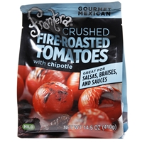 Frontera Crushed Fire-Roasted Tomatoes with Chipotle