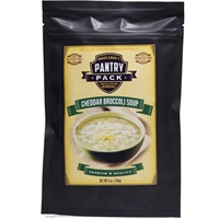 Pantry Pack Cheddar Broccoli Soup