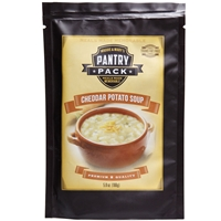 Pantry Pack Cheddar Potato Soup