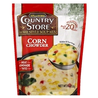 Williams Country Store Corn Chowder