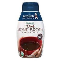 Kitchen Accomplice Organic Beef BONE Broth
