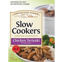 Orrington Farms Chicken Teriyaki Mix