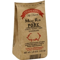 Lysander's Meat Rub for Pork