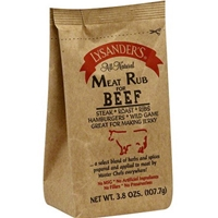 Lysander's Meat Rub for Beef