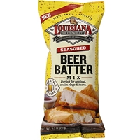 Louisiana Fish Fry Seasoned Beer Batter Mix