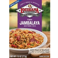 Louisiana Fish Fry Cajun Jambalaya Entree Mix
