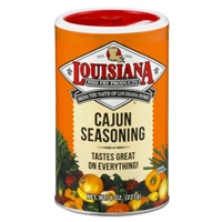 Louisiana Fish Fry Cajun Seasoning