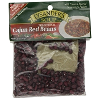 Lysander's Cajun Red Bean Soup