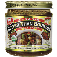 "Better Than Bouillon Organic Beef Base - ""Best by"" 12-17-2017"