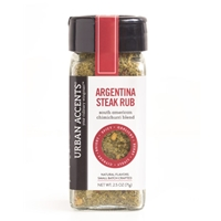 Urban Accents Argentina Steak Rub