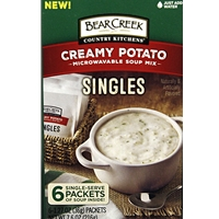 Bear Creek Creamy Potato Soup - Singles