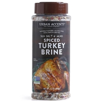 Urban Accents Spiced Turkey Brine
