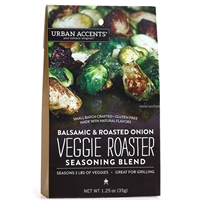 Urban Accents Balsamic & Roasted Onion Veggie Roaster