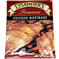 Lysander's Chicken Marinade