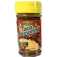Lysander's Taco Seasoning