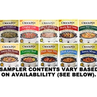 Crock-Pot Slow Cooker Seasoning Sampler