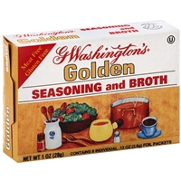 George Washington Seasoning & Broth