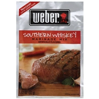 Weber Southern Whiskey Marinade Mix