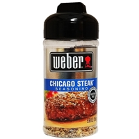 Weber Chicago Steak Seasoning - 5.5 oz