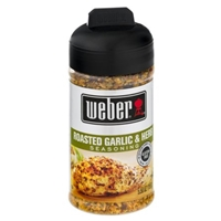 Weber Roasted Garlic & Herbs Seasoning - 5.5 oz