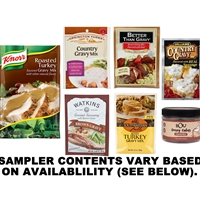Best Seller Gravy Sampler