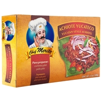Chef Merito Achiote Yucateco Paste