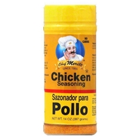 Chef Merito Chicken Seasoning