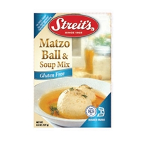 Streits Matzo Ball & Soup Mix -Gluten Free