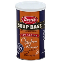 Streits Low Sodium Chicken Base