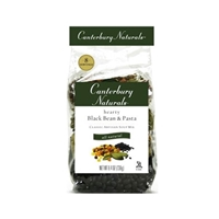 "Canterbury Naturals Hearty Black Bean & Pasta Soup - ""Best By"" 07/31/2018"