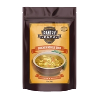 Pantry Pack Beef Burger Soup
