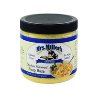 Mrs. Miller's Chicken Flavored Soup Base-12oz.