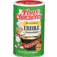 Tony Chachere's The Original Creole Seasoning