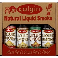 Colgin Liquid Smoke Gift Box