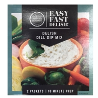 Just In Time Gourmet Delish Dill Dip Mix