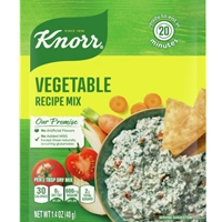 Knorr Vegetable Recipe Mix