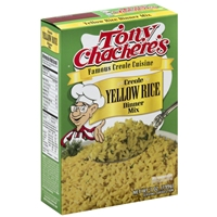Tony Chachere's Creole Yellow Rice Dinner Mix