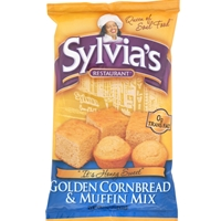Sylvia's Golden Cornbread & Muffin Mix