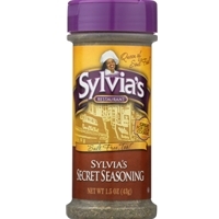 Sylvia's Secret Seasoning
