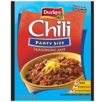 Durkee Party Size Chili Seasoning Mix