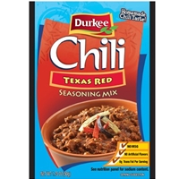 Durkee Texas Red Chili Seasoning Mix