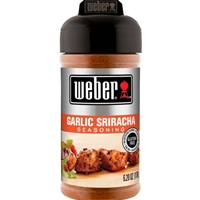 Weber Garlic Sriracha Seasoning - 6.2 oz.