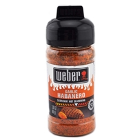 Weber Garlic Habanero Scorchin' Hot  Seasoning 3 oz.
