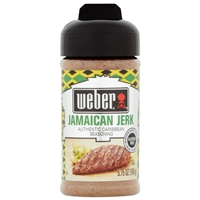 Weber Jamaican Jerk Seasoning - 5.75 oz