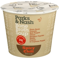 Bonebroth Spicy Chili Soup Bowl