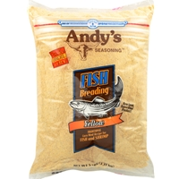 Andy's Yellow Fish Breading - 5 lb