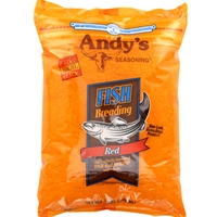 Andy's Red Fish Breading - 5 lb