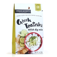 Urban Accents Greek Tzatziki Delish Dip Mix